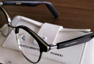 Les lunettes intelligentes Gentle Monster Smartglasses de Huawei