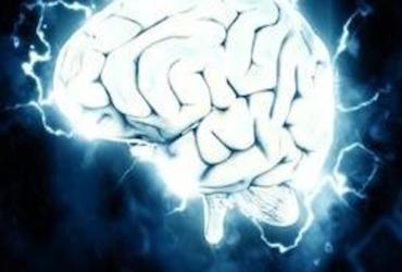 Radiographie d'un cerveau humain