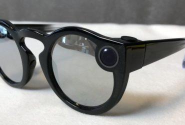 Des lunettes connectées que Facebook projette de fabriquer