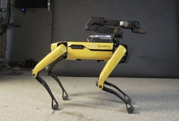 Spot, le robot chien de Boston Dynamics .