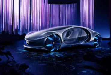 Après en avoir donné un aperçu au CES 2020, Mercedes-Benz vient de dévoiler dans une vidéo une version fonctionnelle de son concept-car Vision AVTR.
